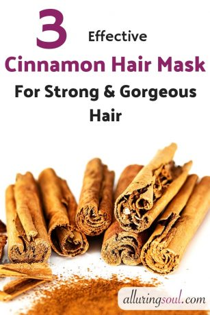 cinnamon hair mask