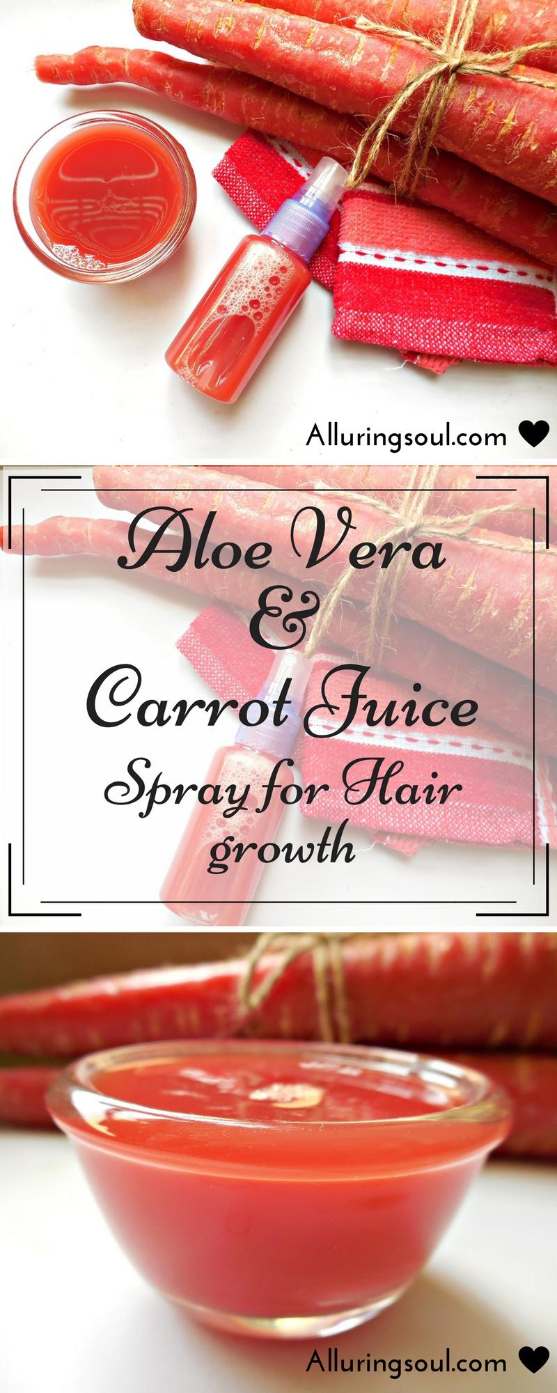 Carrot Hair Growth