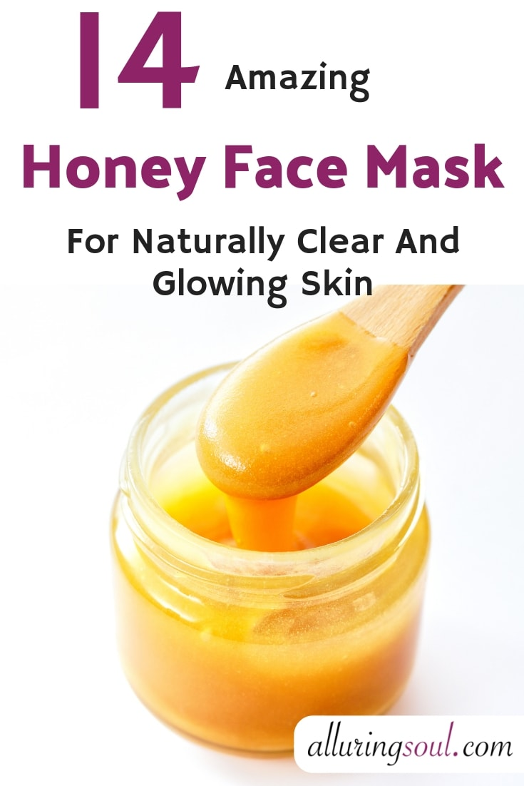 14 Honey Face Mask For Naturally Clear And Glowing Skin Alluring Soul