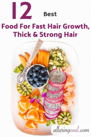 Food For Fast Hair growth