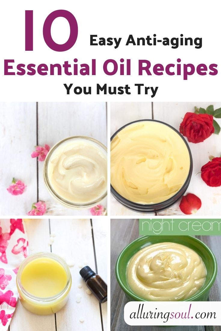 essential oil recipe