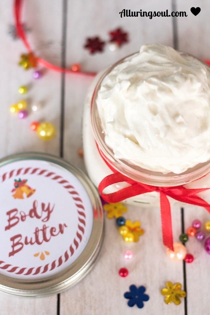moisturizing body butter