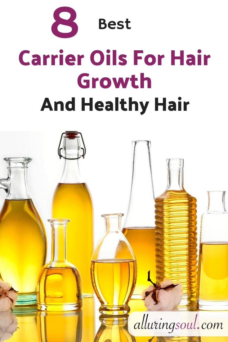 Carrier Oil For Hair
