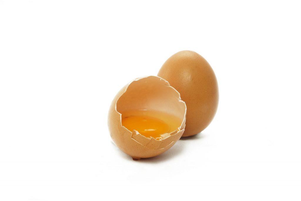 Egg White Face Mask For Acne
