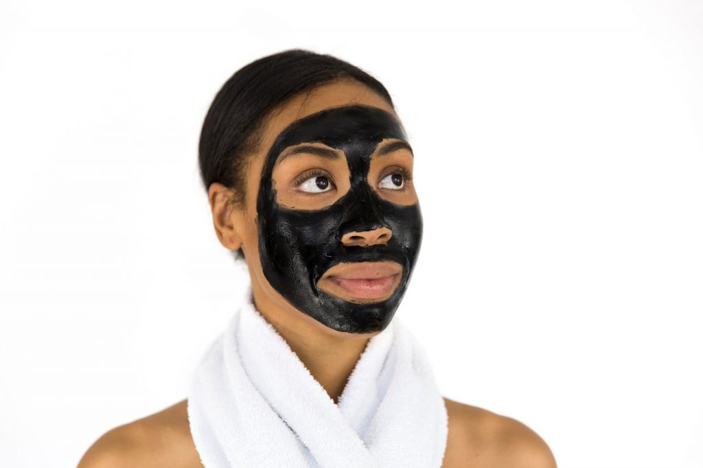 Activated Charcoal Face Mask For Acne