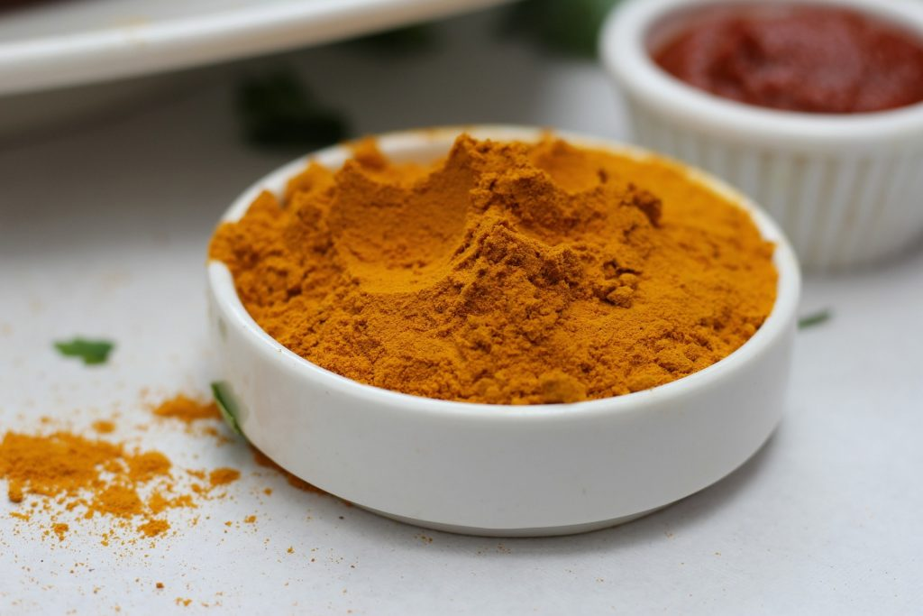 Turmeric Face Mask For Acne