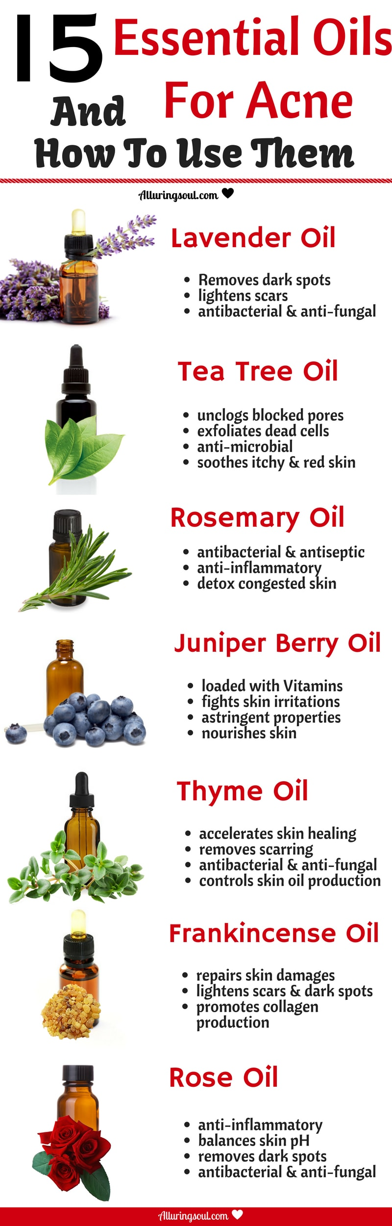 Essential Oil For Acne