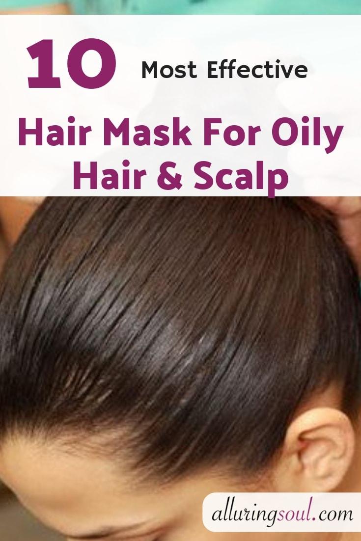 Hair Mask For Oily Hair