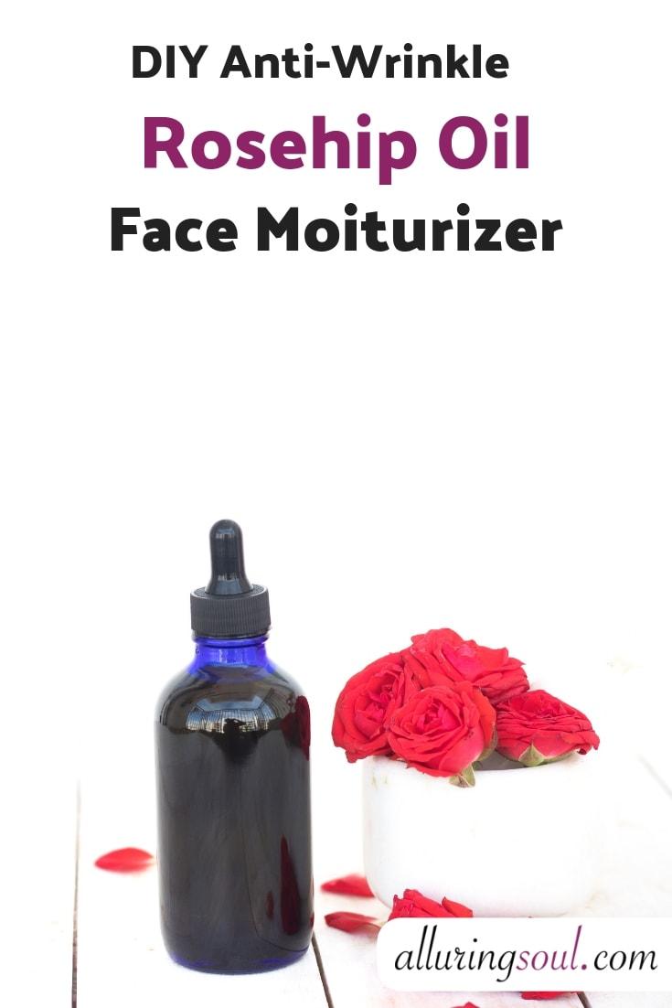 rosehip oil face moisturizer