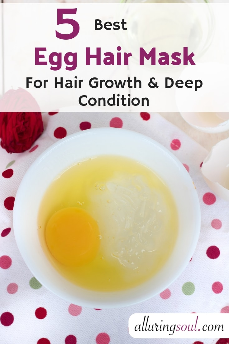 egg mask for hair