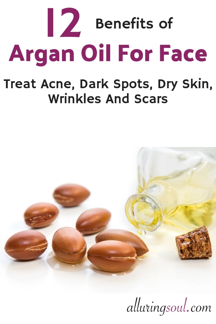 argan oil for face