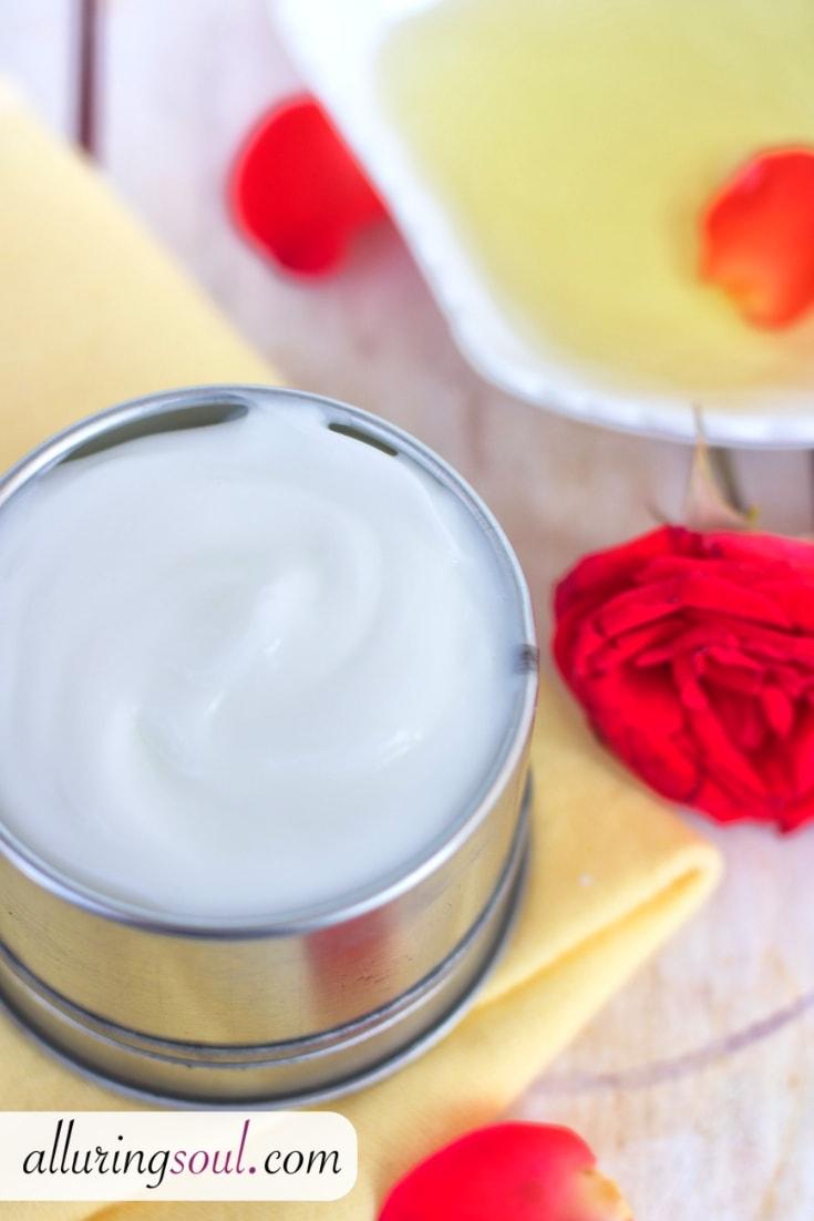 anti-aging face moisturizer