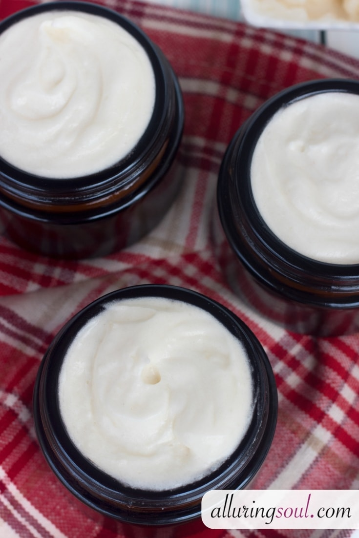shea butter night cream