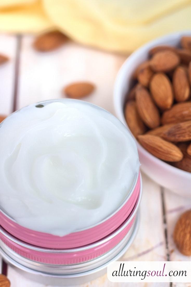 Almond Oil Face Cream