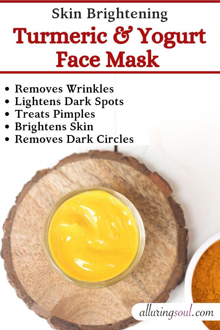 yogurt face mask