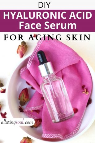 DIY Hyaluronic Acid Face Serum
