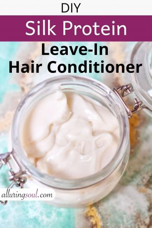 Silk Protein Leave-In Hair Conditioner